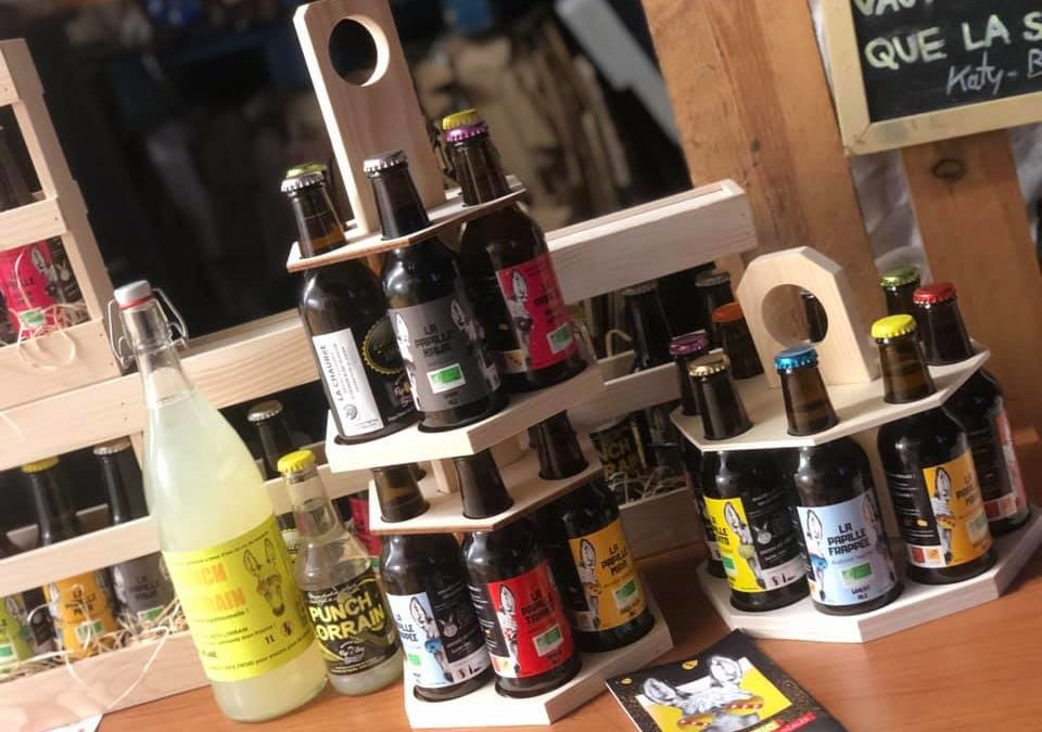 Votre coffret bière artisanale à Nancy : dégustez le meilleur du brassage de houblon et de malt du Grand Est !
